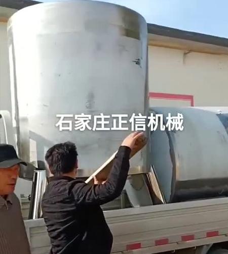 山西单层搅拌罐、储料桶, 客户自提