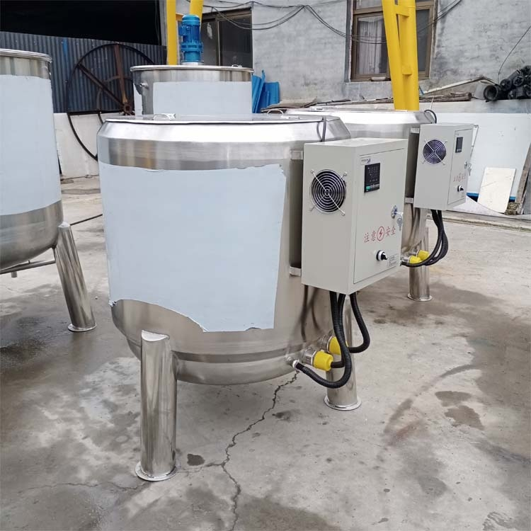 加热储料桶,液体搅拌机