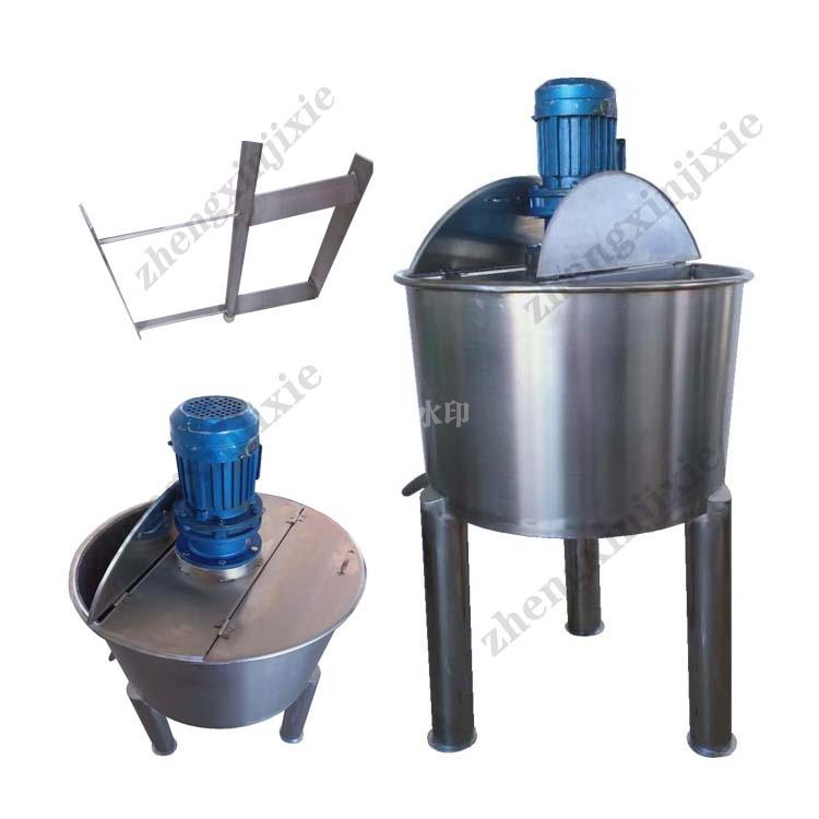 辣椒酱搅拌罐 不锈钢高温分解罐 均质搅拌机