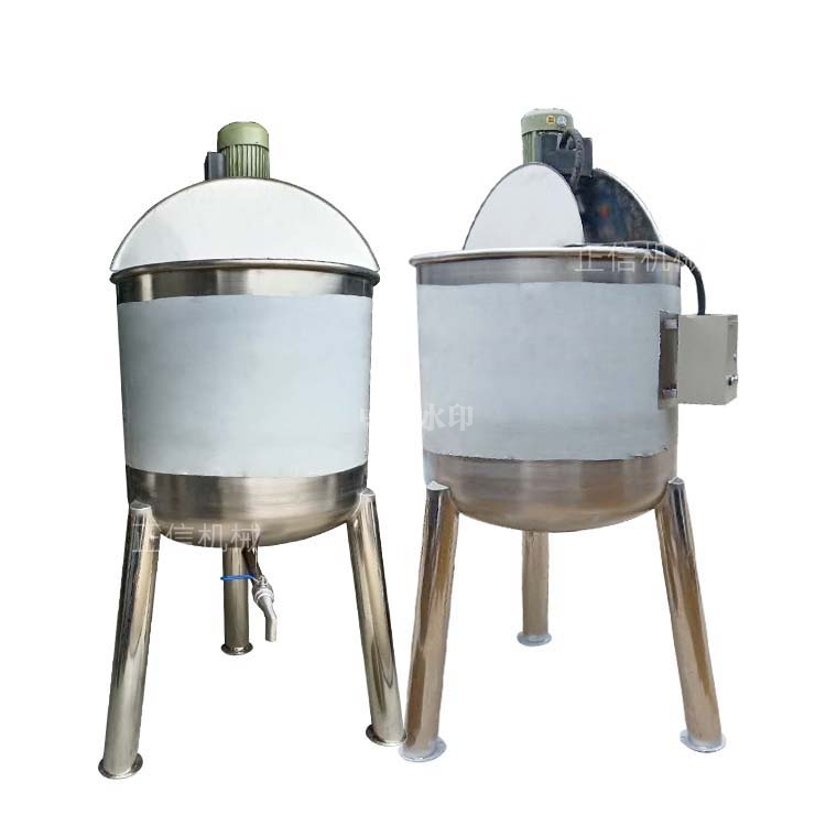 不锈钢搅拌罐厂家 正品液体搅拌罐 立式混合桶